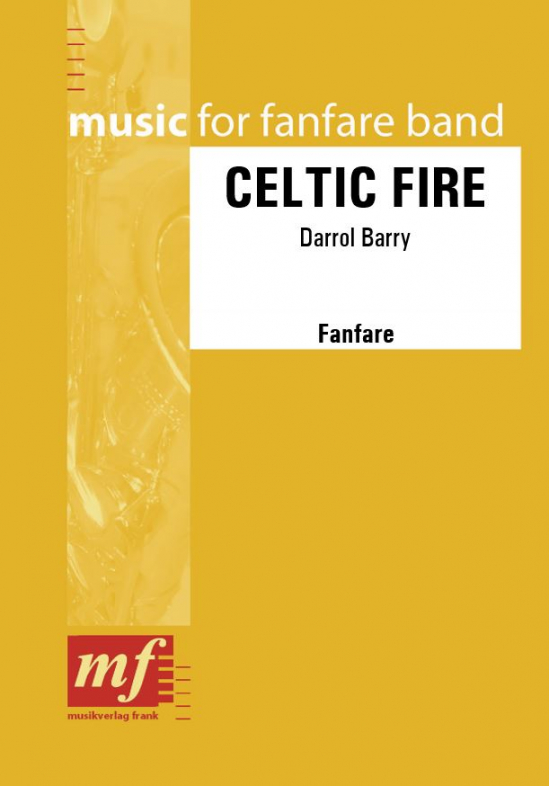 Cover CELTIC FIRE