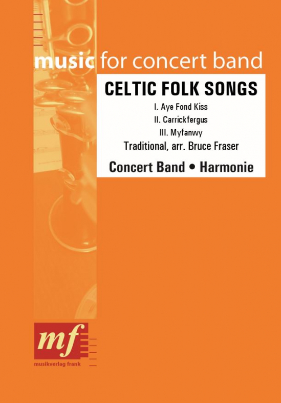 Cover CELTIC FOLK SONGS