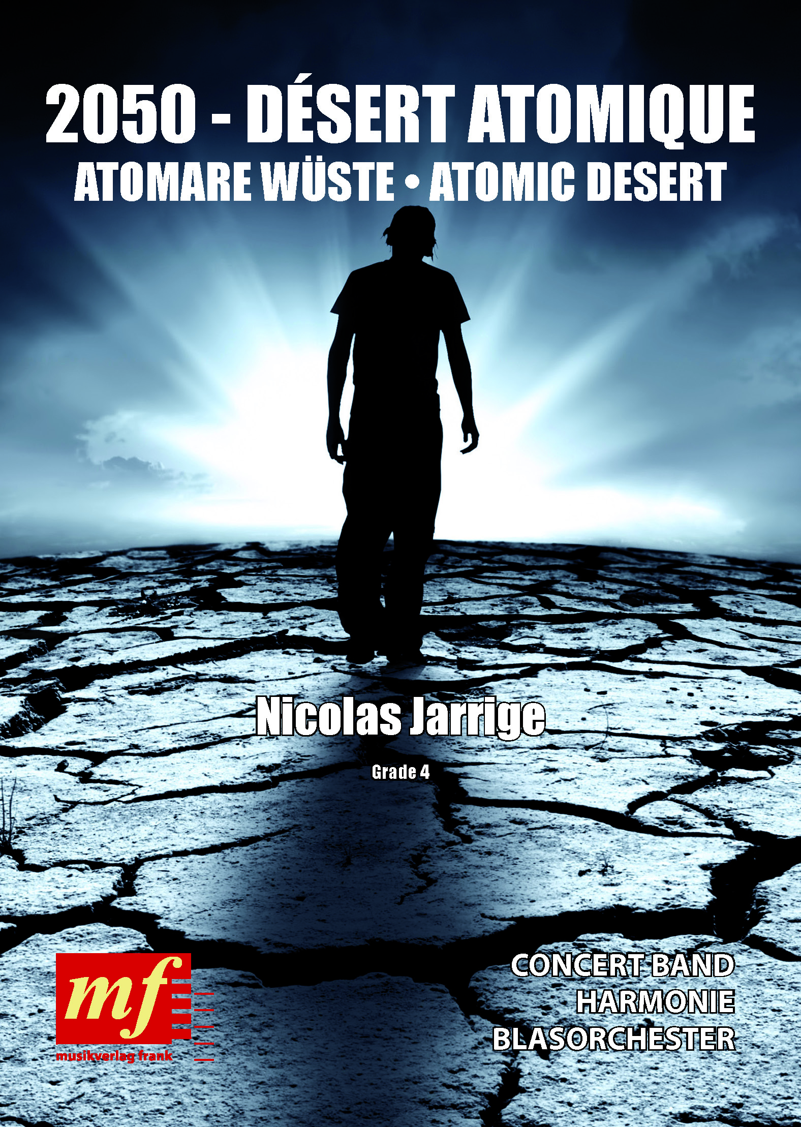 Cover 2050 - DESERT ATOMIQUE