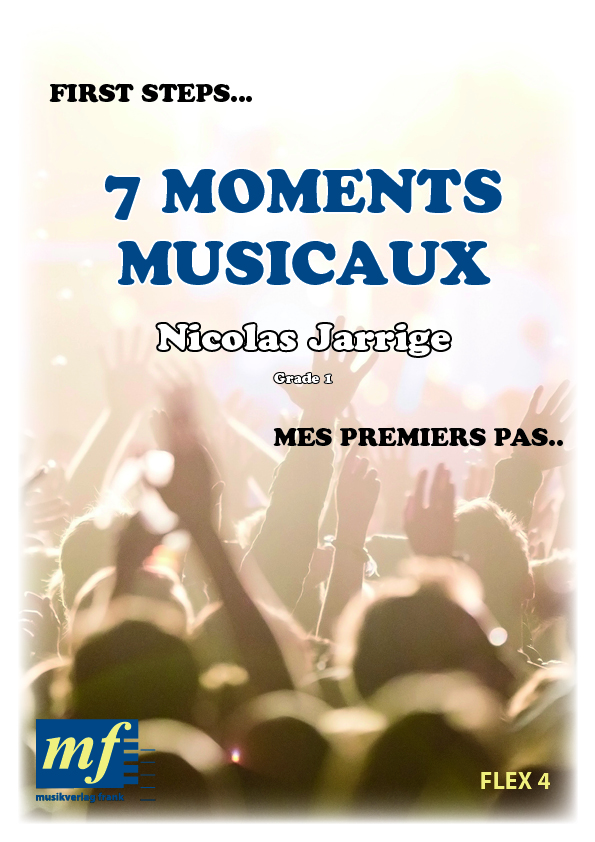 Cover 7 MOMENTS MUSICAUX