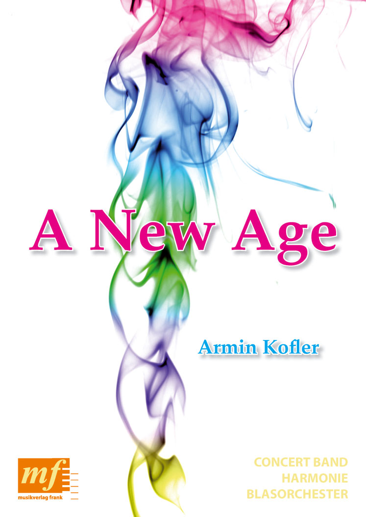Cover A NEW AGE