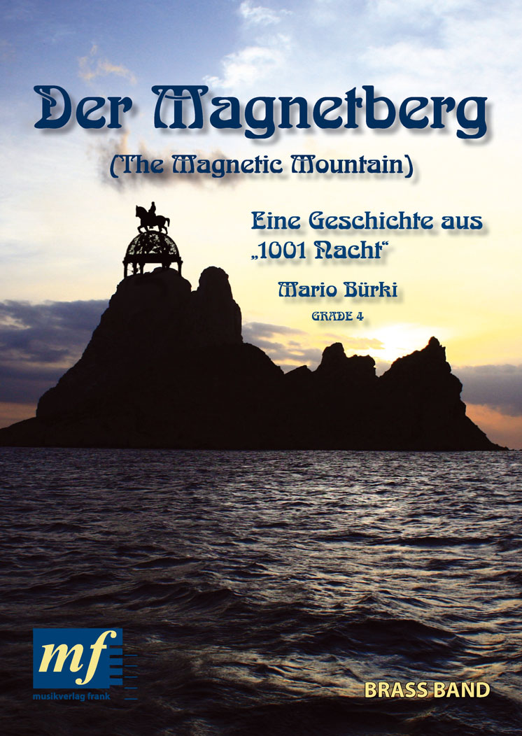 Cover THE MAGNETIC MOUNTAIN