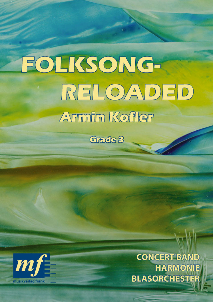 Cover FOLKSONG RELOADED