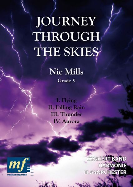 Cover JOURNEY THROUGH THE SKIES