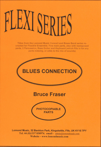 Cover BLUES CONNECTION