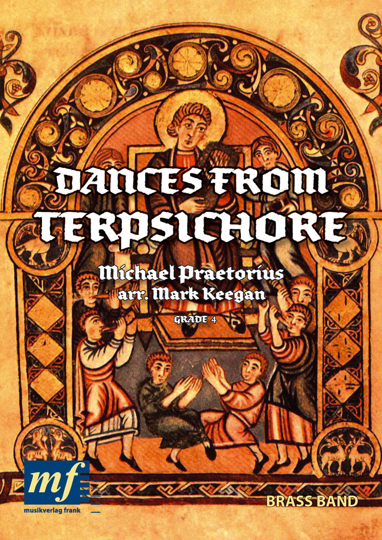 Cover DANCES FROM TERPSICHORE