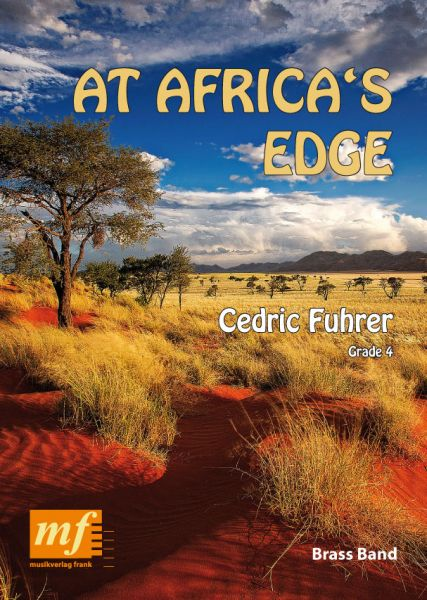 Cover AT AFRICA'S EDGE