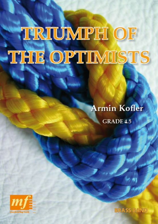 Cover TRIUMPH OF THE OPTIMIST