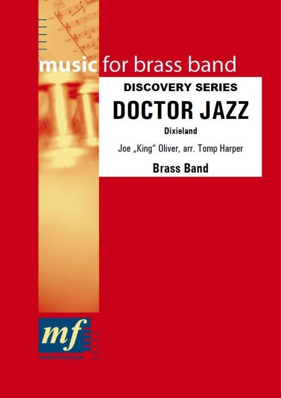 Cover DR. JAZZ