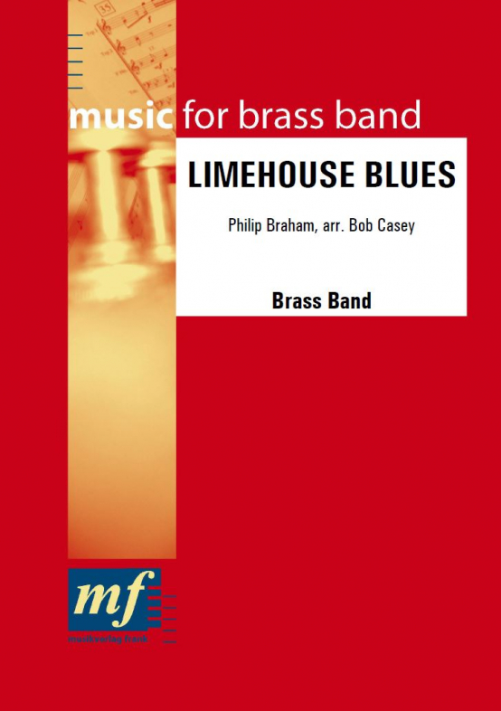 Cover LIMEHOUSE BLUES