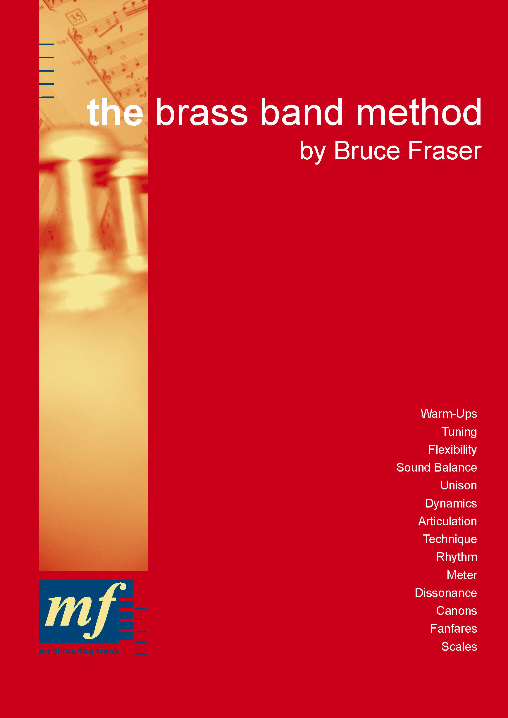 Cover THE BRASS BAND METHOD