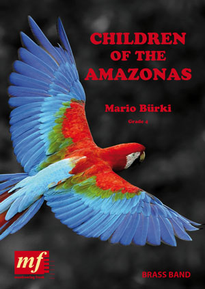 Cover CHILDREN OF THE AMAZONAS