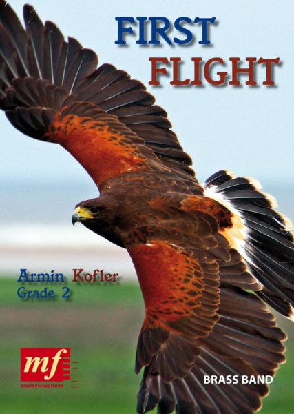 Cover FIRST FLIGHT