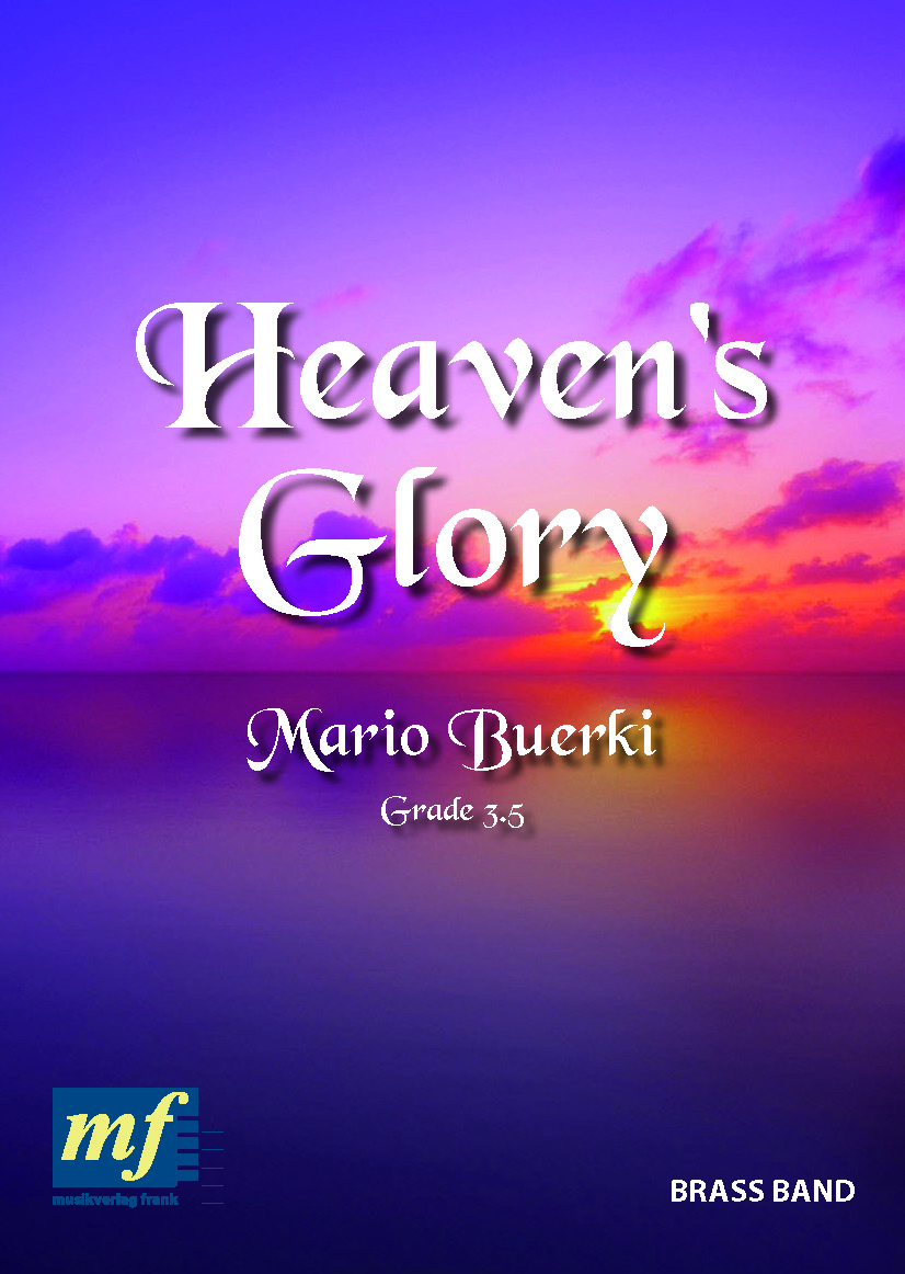 Cover HEAVEN'S GLORY