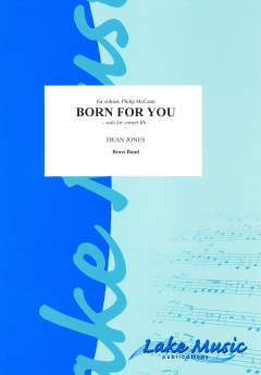 Cover BORN FOR YOU