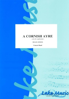 Cover A CORNISH AYRE