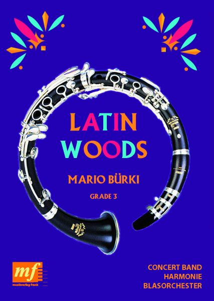 Cover LATIN WOODS