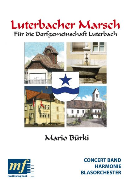 Cover LUTERBACHER MARSCH