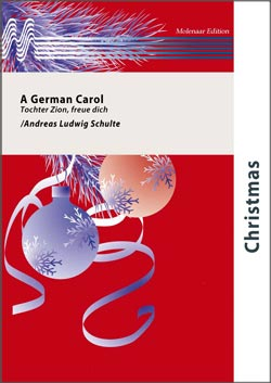 Cover A GERMAN CAROL