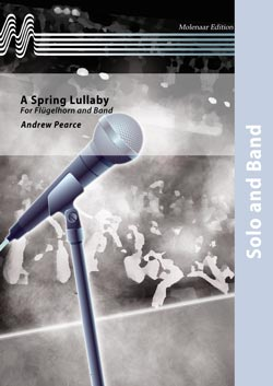 Cover A SPRING LULLABY