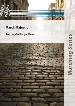 Cover MARCH MAJESTIC