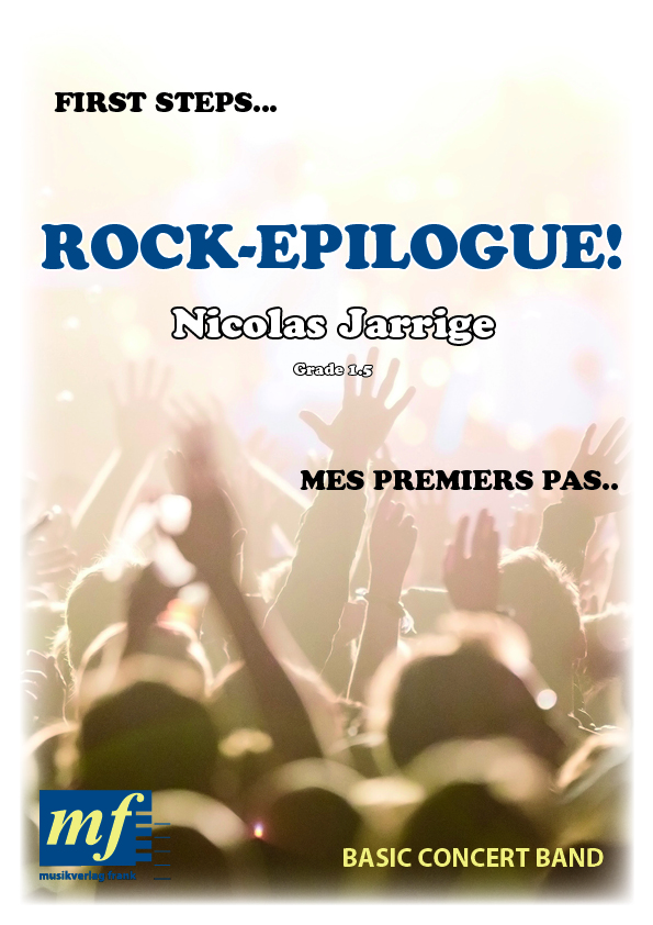 Cover ROCK-EPILOGUE