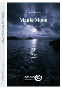 Cover MAGIC MOON