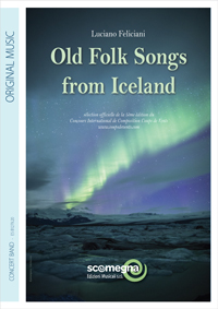 Cover OLD FOLKSONGS FROM ICELAND