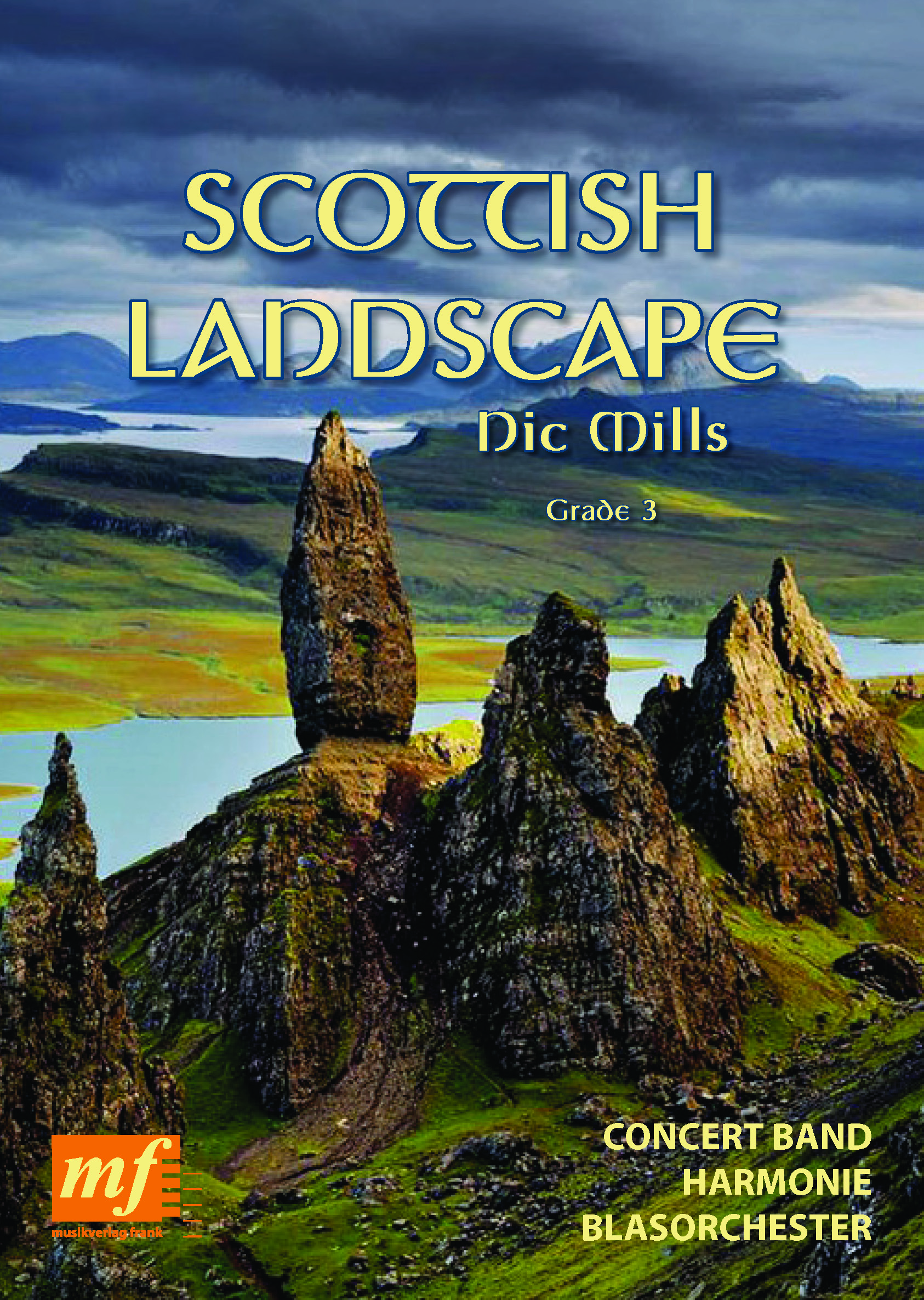 Cover SCOTTISH LANDSCAPE