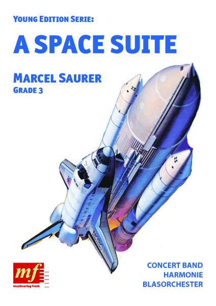 Cover A SPACE SUITE