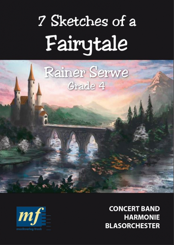 Cover SEVEN SKETCHES OF A FAIRYTALE