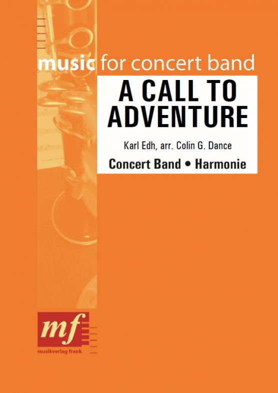 Cover A CALL TO ADVENTURE