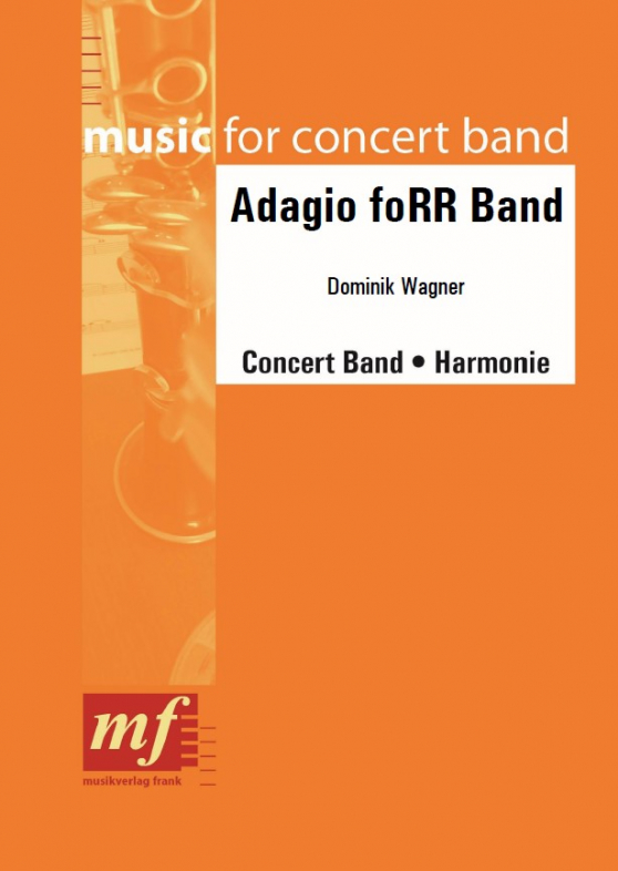 Cover Adagio foRR Band