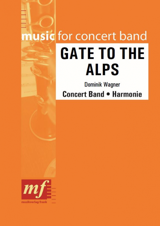 Cover GATE TO THE ALPS