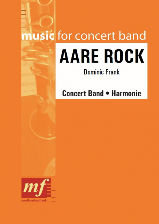 Cover AARE ROCK