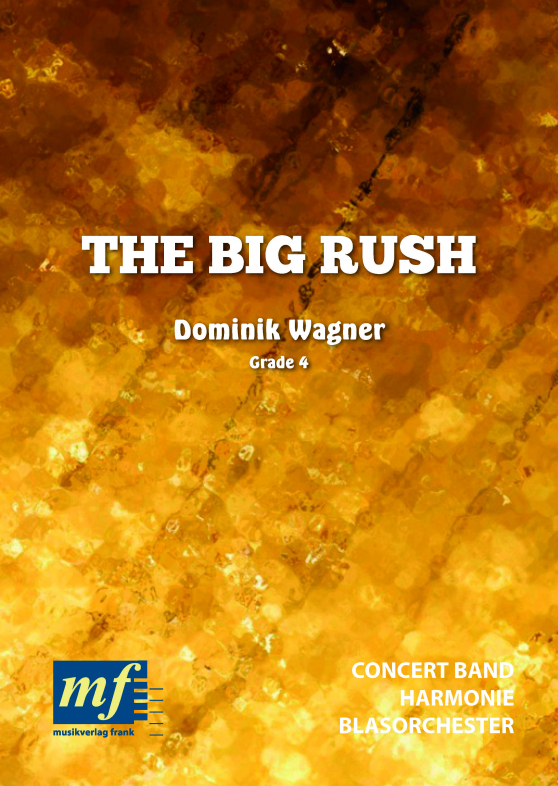Cover THE BIG RUSH