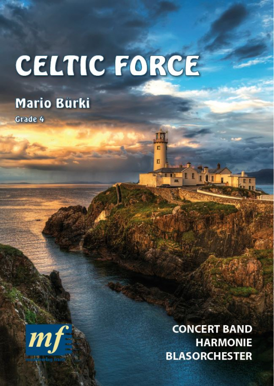 Cover CELTIC FORCE