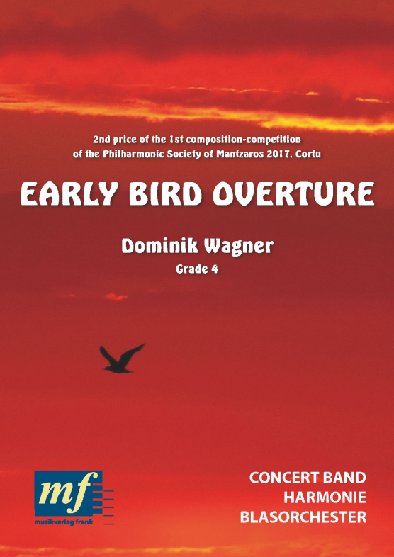 Cover EARLY BIRD OVERTURE