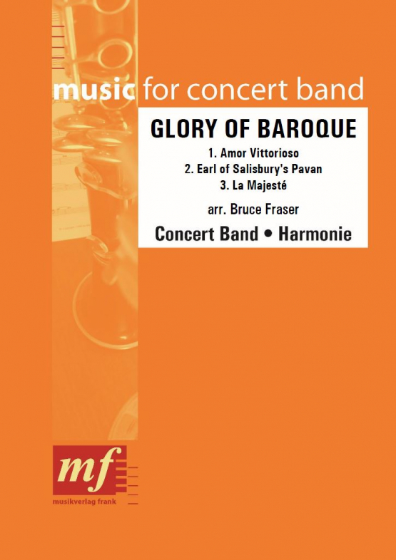 Cover GLORY OF BAROQUE