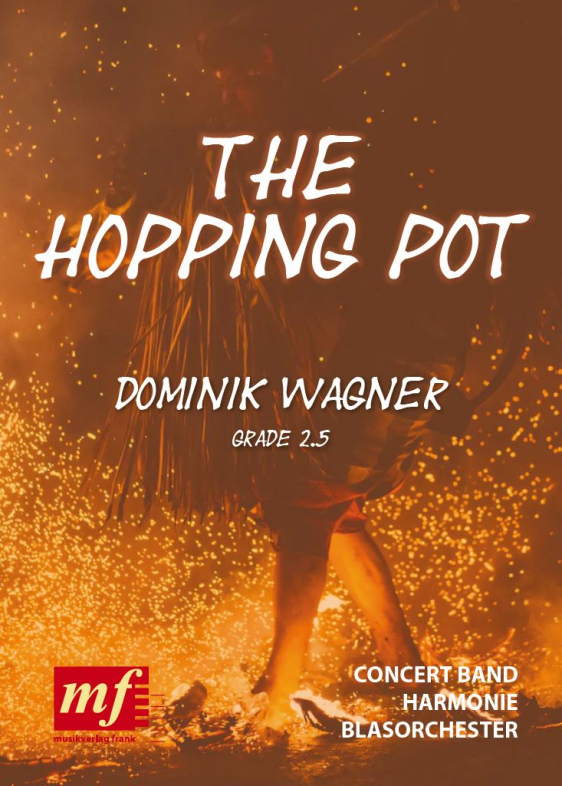 Cover THE HOPPING POT