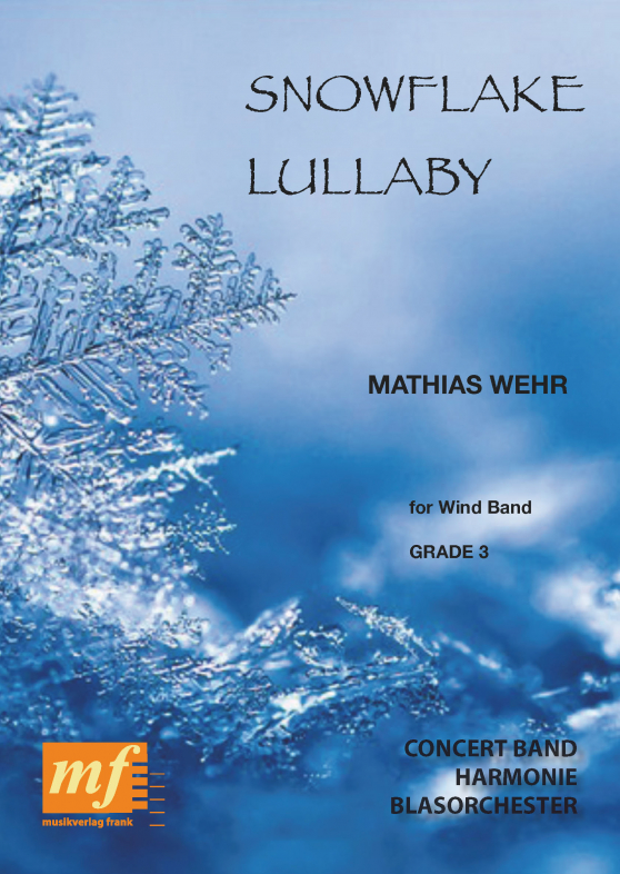 Cover SNOWFLAKE LULLABY