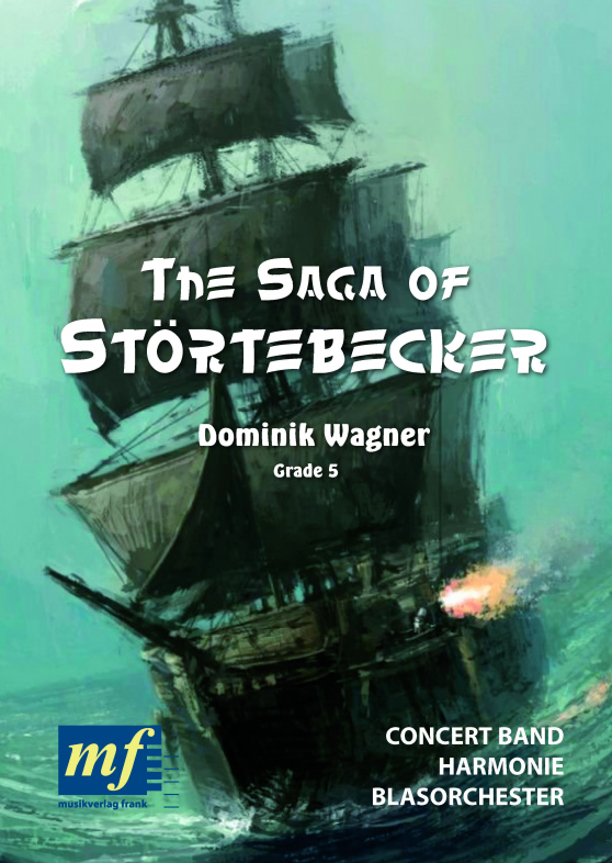 Cover THE SAGA OF STÖRTEBECKER