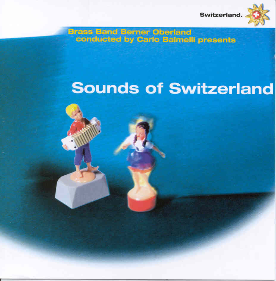 Cover Sounds of Switzerland