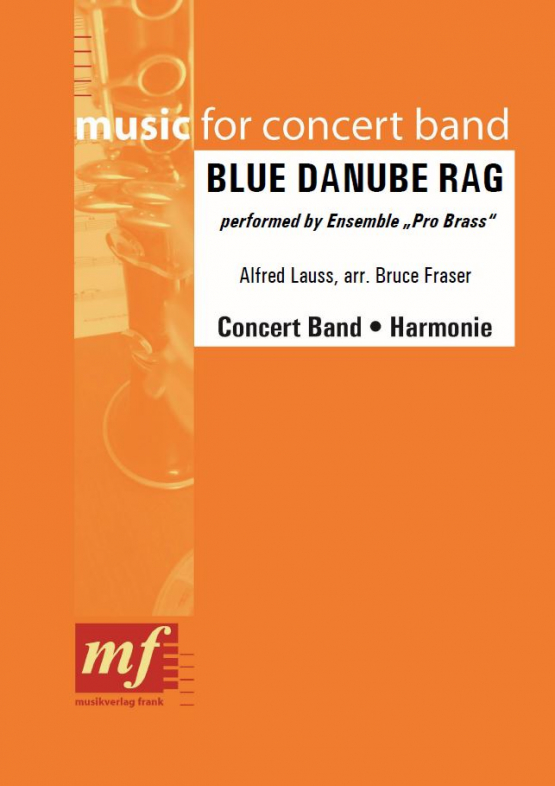 Cover BLUE DANUBE RAG