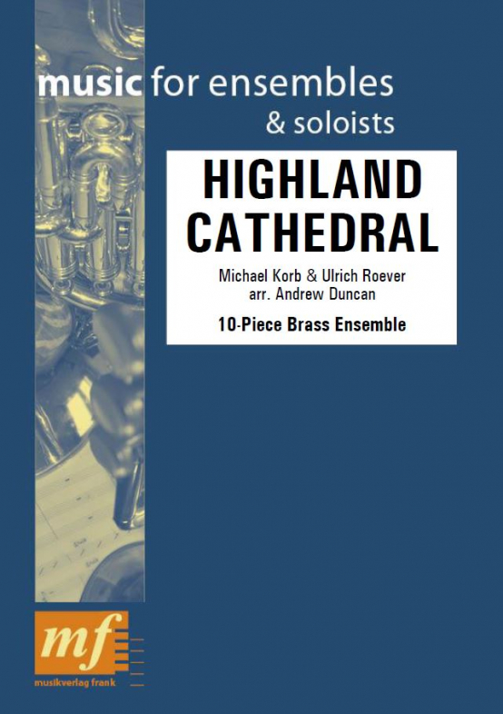 Cover HIGHLAND CATHEDRAL