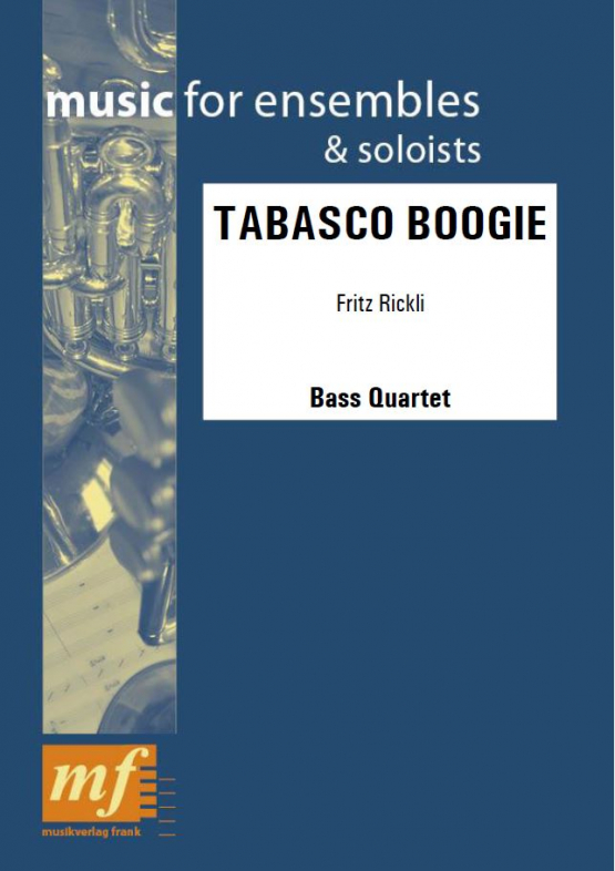 Cover TABASCO BOOGIE