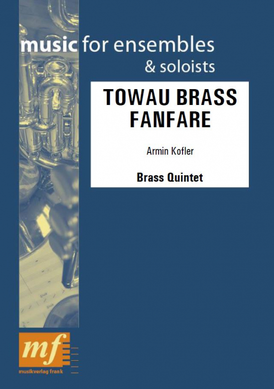 Cover TOWAU BRASS FANFARE