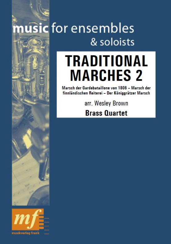 Cover TRADITIONAL MARCHES 2