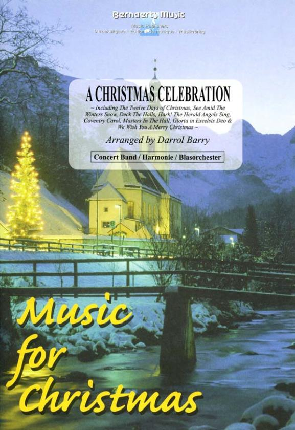 Cover A CHRISTMAS CELEBRATION