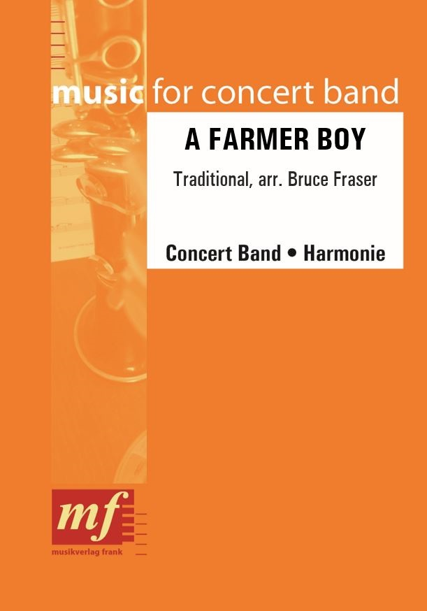 Cover A FARMER BOY